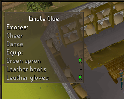 Clue scroll helper